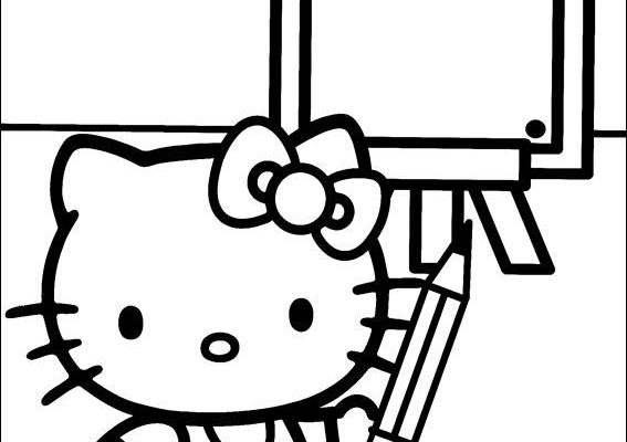 Dibujos De Hello Kitty Fotos Para Facebook