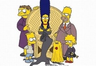 Los Simpsons y la familia Adams