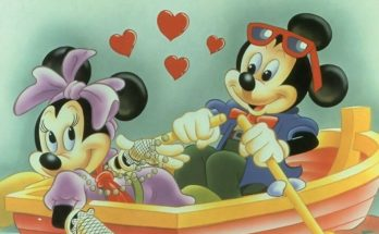 Fotos de Mickey y Minnie