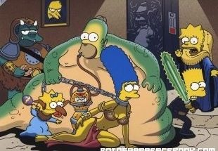 Los simpsons Star Wars